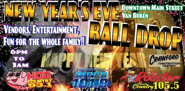 Van Buren Ball Drop